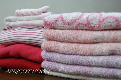 140209ピンク洗濯物
