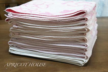 140209バスタオル後ピンク