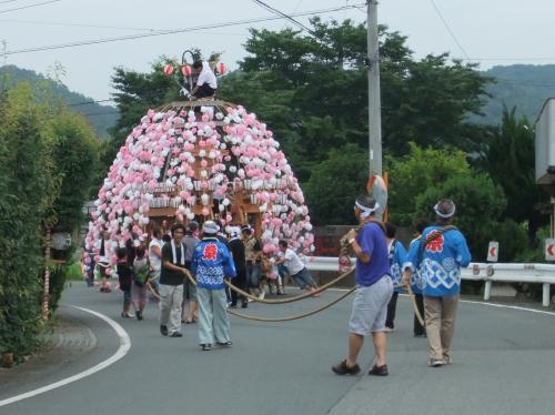 八坂神社の笠鉾