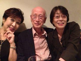 伊藤先生と美女二人