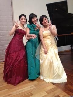 那須ジョイントコンサート3人娘