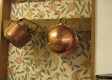 銅のボウル