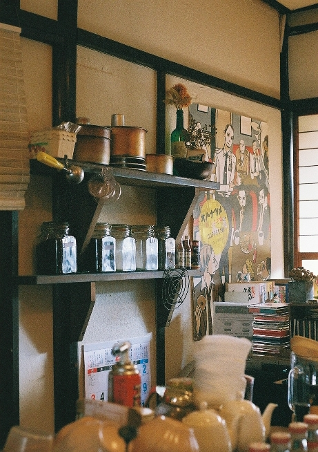 京都 カフェ m