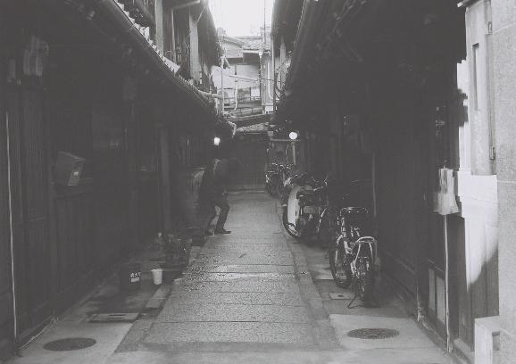 京都 路地1 m