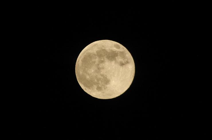 2013 super moon