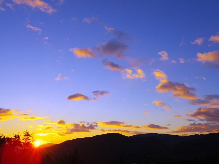 2013.11.12 夜明け