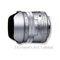 FA 31mm F1.8
