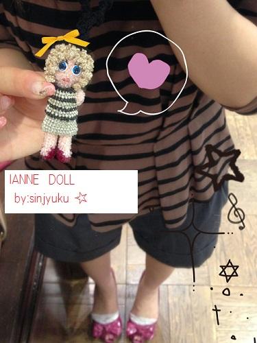 IANNE DOLL 新宿