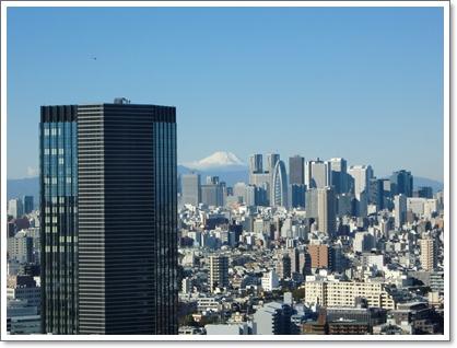 富士山2013年11月