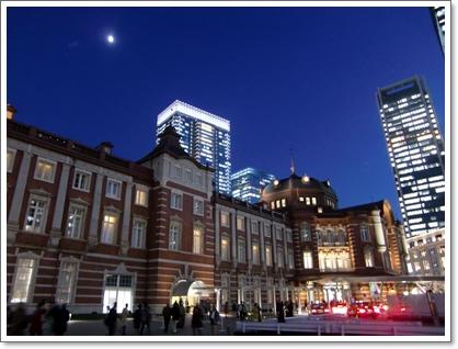 東京駅2013年11月