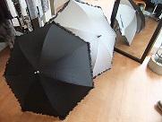白黒傘50