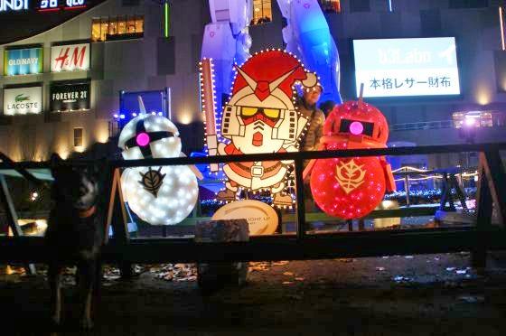 DSC08418_クリスマス お台場3
