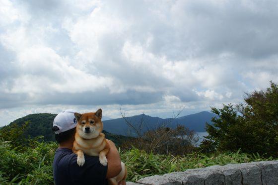 85 箱根大観山