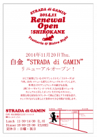 【STRADA】20141109