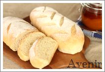 ソフトフランスパン 白神こだま酵母