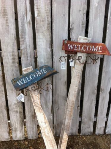 ガーデンサイン