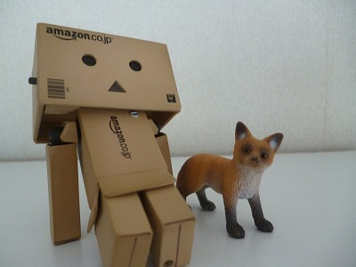 ダンボーと狐