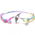 rainbow swallow friendship silver (2)