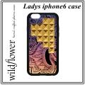 Free Spirit Gold Pyramid iPhone 6 Case (1)