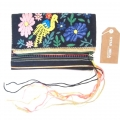 SM106117 Flora Emb Purse navy (2)