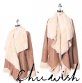 Chicwish Drape Jacket in Camel (1)1111