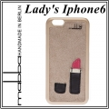 Lipstick Jungle- iPhone 6 Case Lippenstift (2)