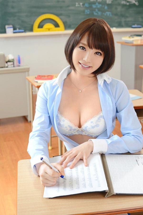 おっぱい 美乳 全裸ヌード 鈴村あいり