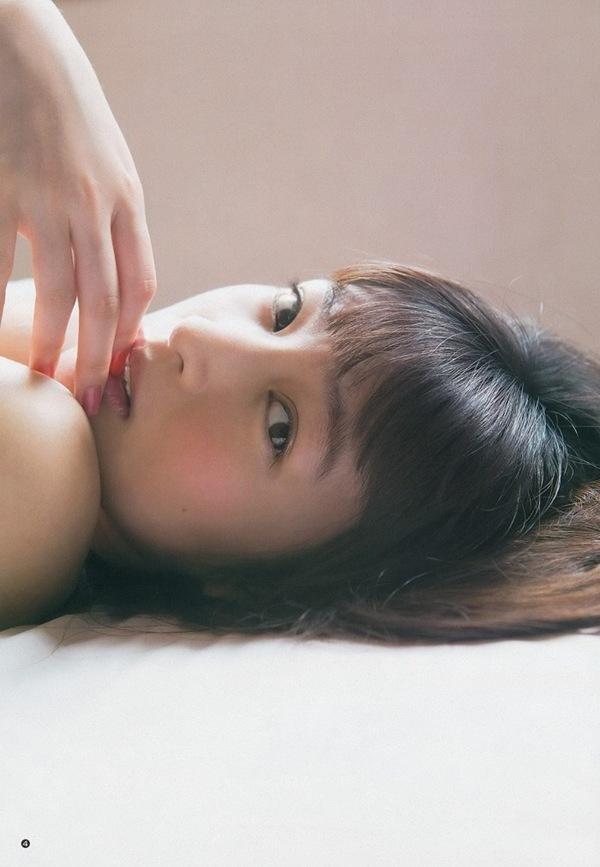 【日南響子】セクシーな目線に釘づけ