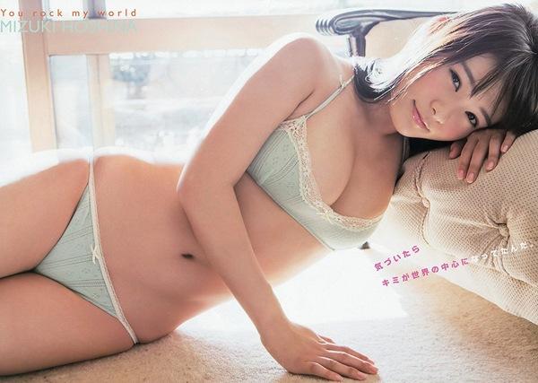 【星名美津紀】ぷるぷるな巨乳おっぱい