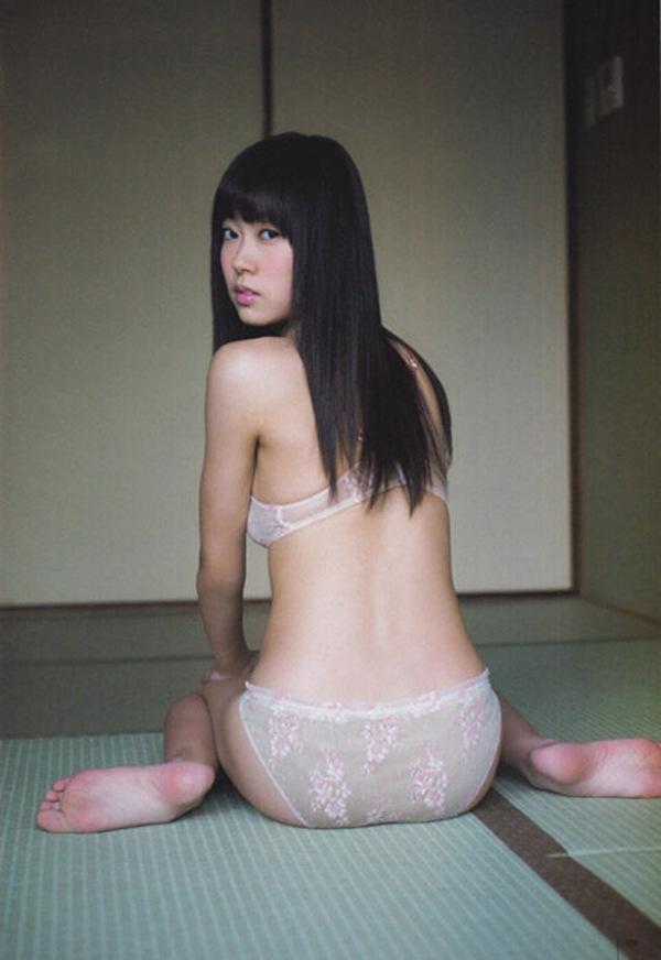 【渡辺美優紀(NMB・SKE)】みるきーの美乳と桃尻