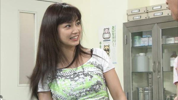 【平愛梨】ボインちゃん見せながらドスケベコント