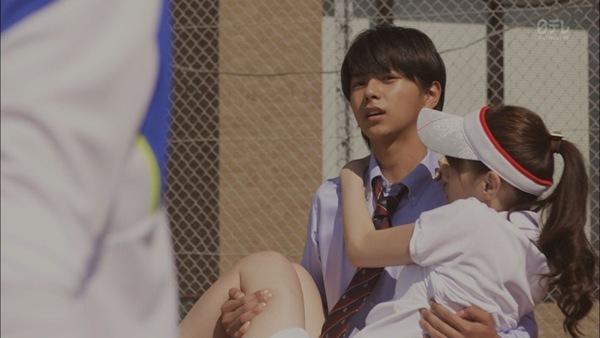 【西野七瀬(乃木坂)】なぁちゃんが制服パンチラ