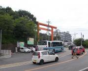 筑波山神社入口