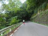 松姫峠への登り