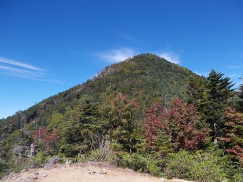 甲武信ヶ岳へ輪行登山