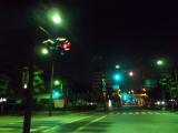 自転車での夜間走行