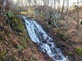 白龍の滝を通過