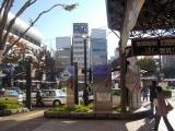 甲府駅に到着