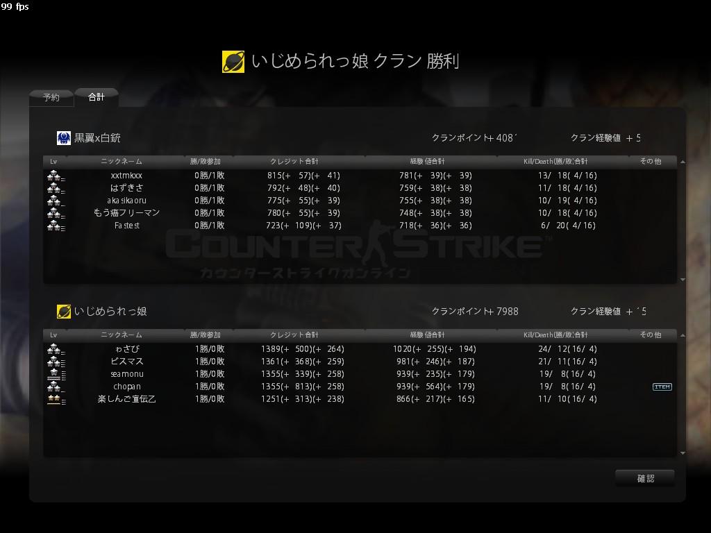 黒翼x白銃 d2
