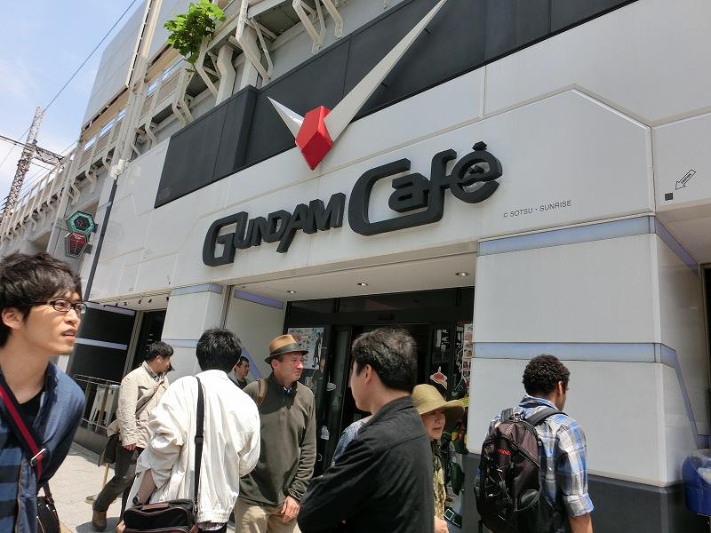 s-ガンダムカフェ