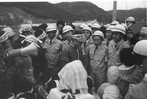 石木ダム闘争4