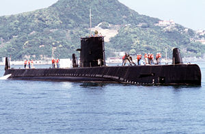 潜水艦ダーター