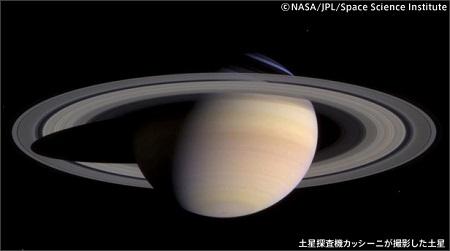 華麗なる土星