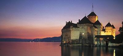 スイスの都市・モントルー
