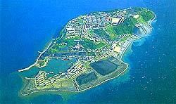 池島航空写真