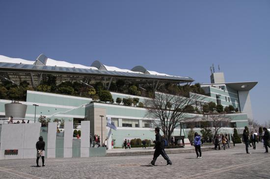 阪神競馬場2012桜花賞2