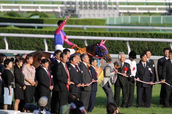 秋華賞2013表彰式2