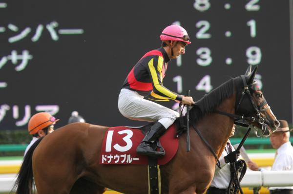 ドナウブルー府中牝馬S2013