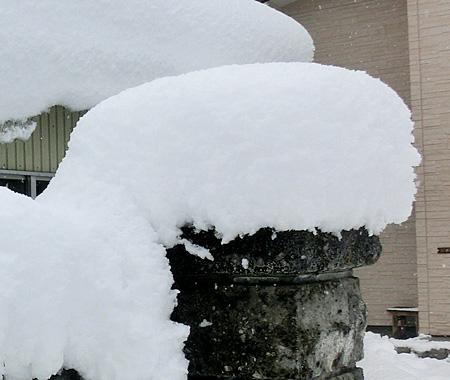 2013年 初雪?