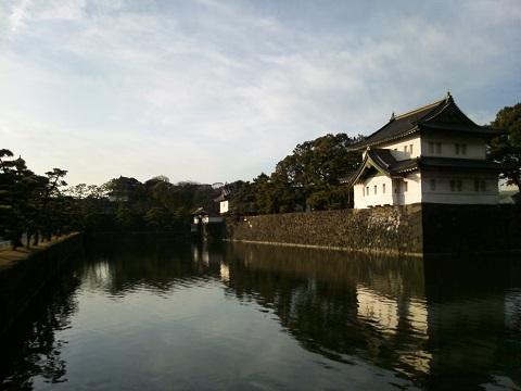 桜田巽櫓~桔梗門~富士見櫓